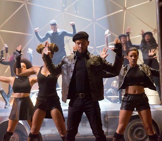 Empire-Jamal-Black-Beret-Hands-Up