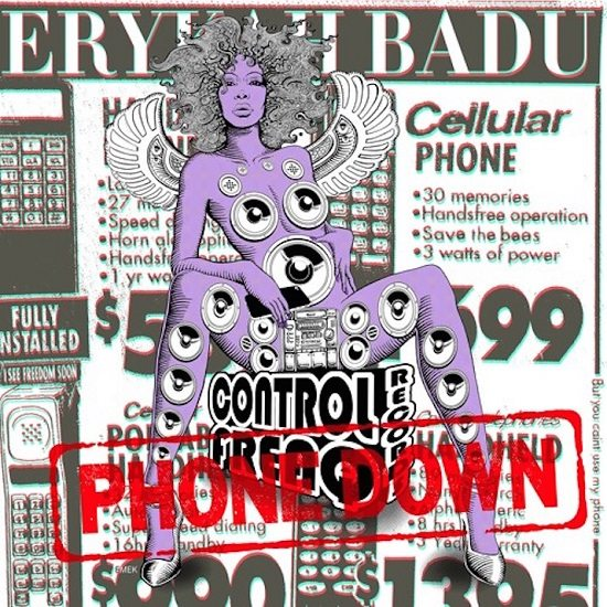 Erykah-Badu-Phone-Down-Cover