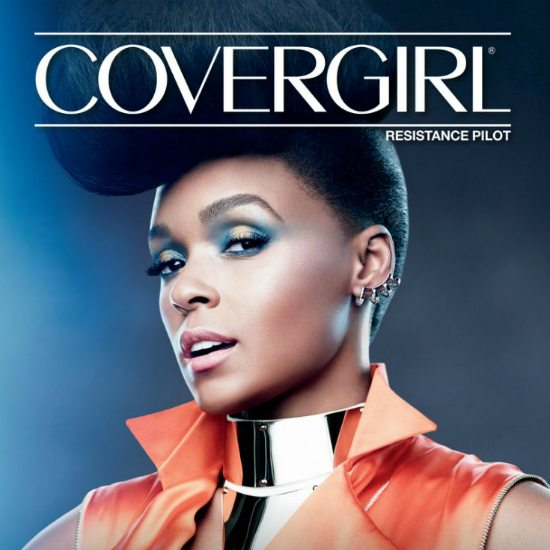 Janelle Monáe Joins Forces With COVERGIRL For Star Wars Collection