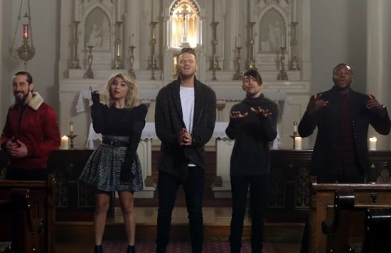 pentatonix-joy-to-the-world-video-still