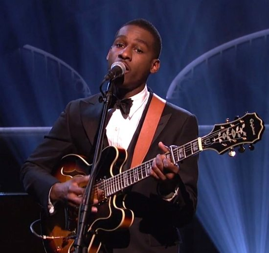 Leon-Bridges-SNL