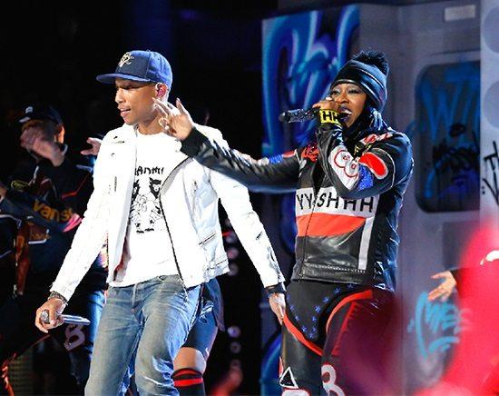 Missy Elliott-Pharrell-WTF-TheVoice