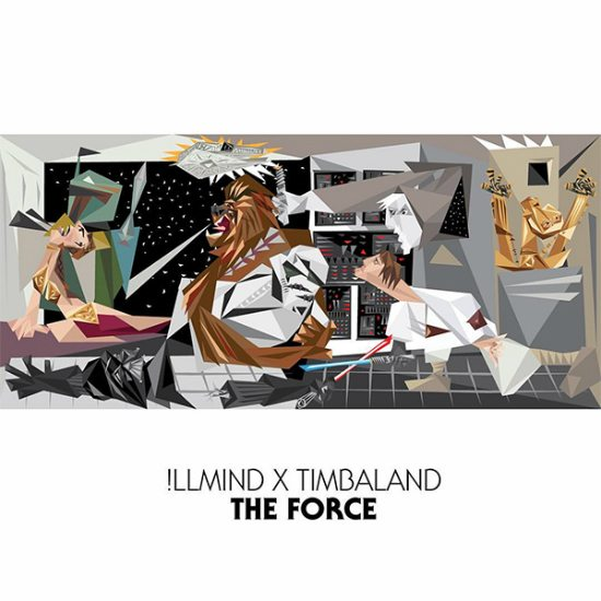 Timbaland-Illmind-The-Force