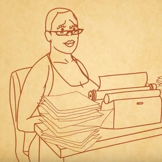 avery-sunshine-animated-secretary-i-got-sunshine-music-video-still