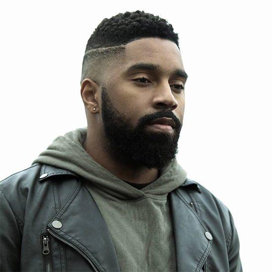 Darius-Scott-Leather-Jacket-Green-Shirt