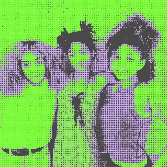 Willow-Smith-Neon-Green-Dots
