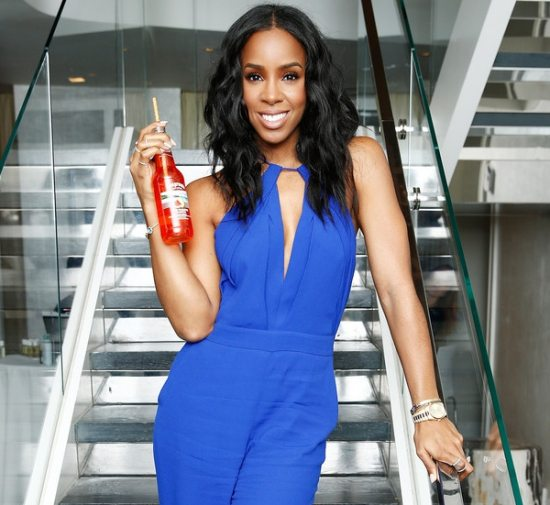 Kelly-Rowland-Blue-Jumpsuit