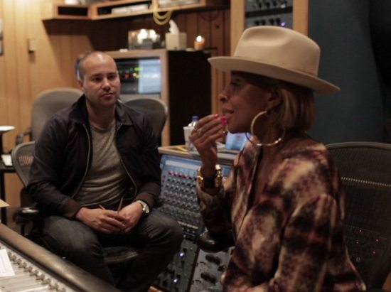 Romans-Mary-J-Blige-In-Studio