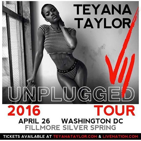 flyer-teyana-taylor-the-fillmore-silver-spring