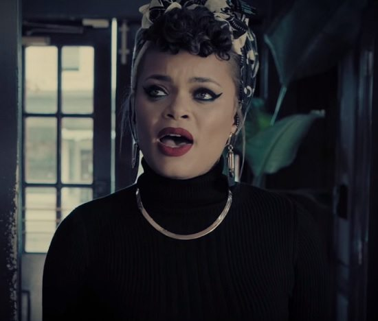 Rise Up Andra Day: Andra Day Continues To 'Rise Up'