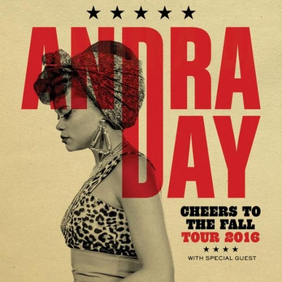 Rise Up Andra Day: Andra Day Continues To 'Rise Up,' Headlines National Tour