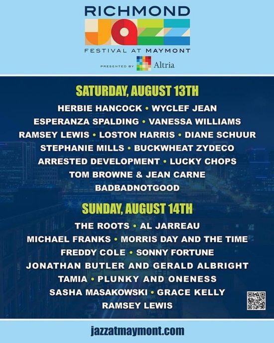 Richmond-Jazz-Festival-Lineup
