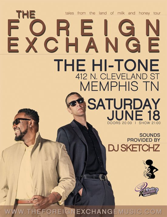 flyer-the-foreign-exchange-land-milk-honey-tour-memphis