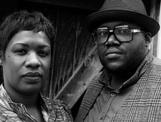 The-War-and-Treaty-michael-trotter-jr-glasses-tanya-blount-black-and-white-tint-close-up