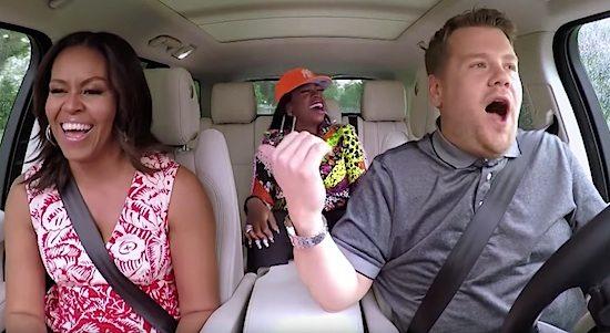 flotus-michelle-obama-missy-elliott-james-corden-carpool-karaoke-550