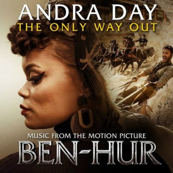 Andra Day: Andra Day Rises Up With 'The Only Way Out' From The 'Ben