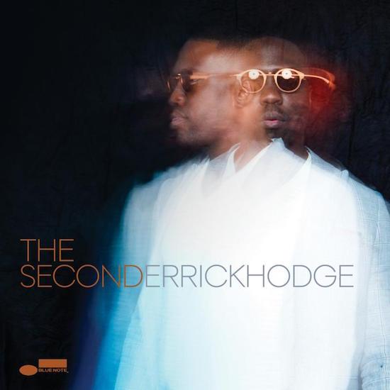 DerrickHodge_TheSecond_cover