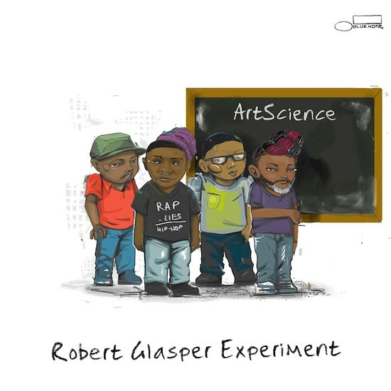 Robert-Glasper-Experiment-Art-Science-Cover