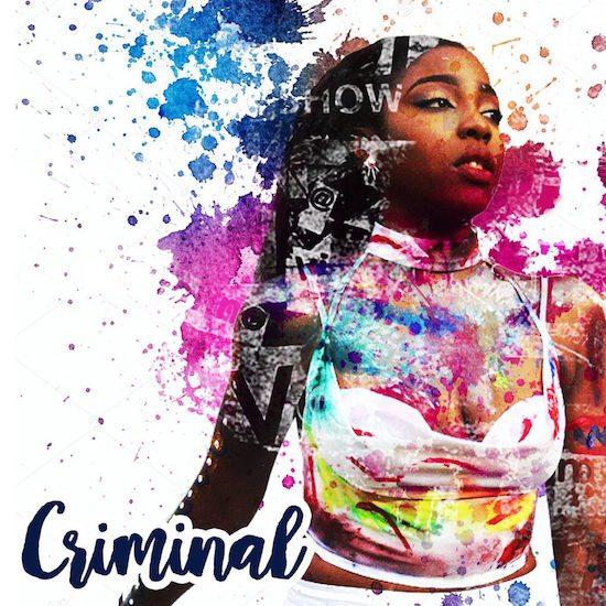 Nissi Criminal Artwork