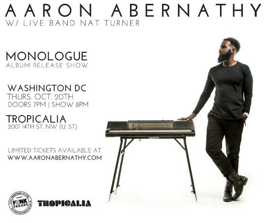 flyer-aaron-abernathy-monologue-album-release-tropicalia