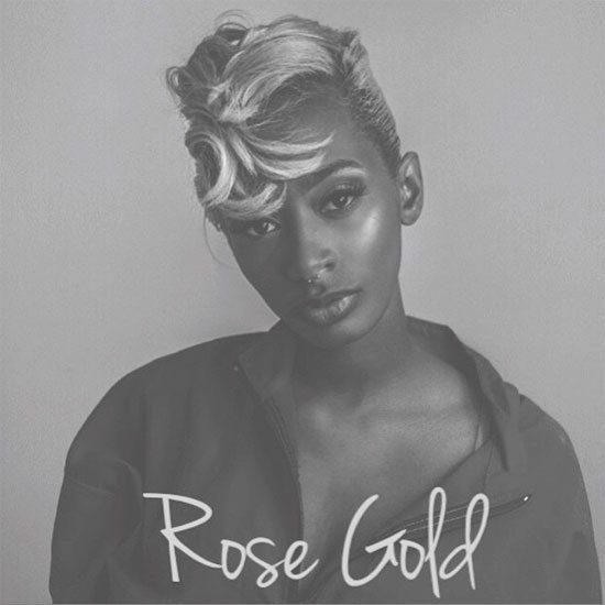 rose-gold-bw