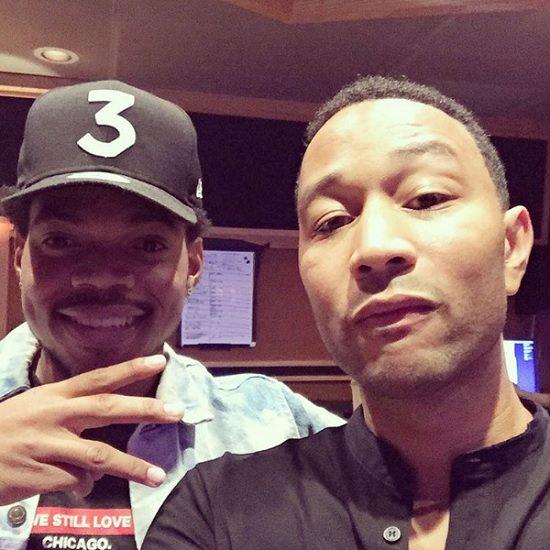 john-legend-chance-the-rapper-studio