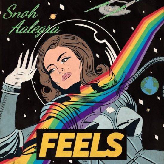 snoh-aalegra-feels-cover-art-astronaut
