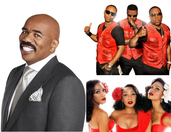 steve-harvey-grey-suit-bell-biv-devoe-red-vests-en-vogue-red-dress-collage