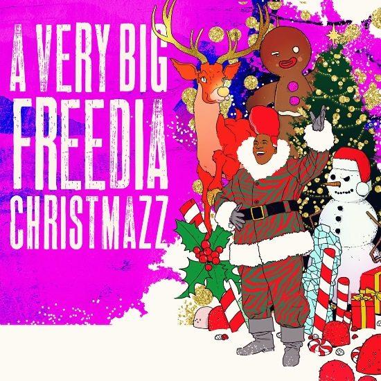 a-very-big-freedia-christmazz-album-cover-art