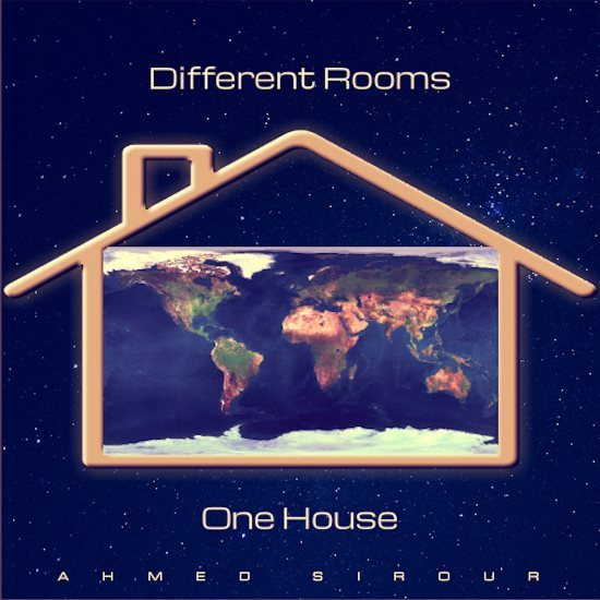 ahmed-sirour-different-rooms-one-house-album-cover