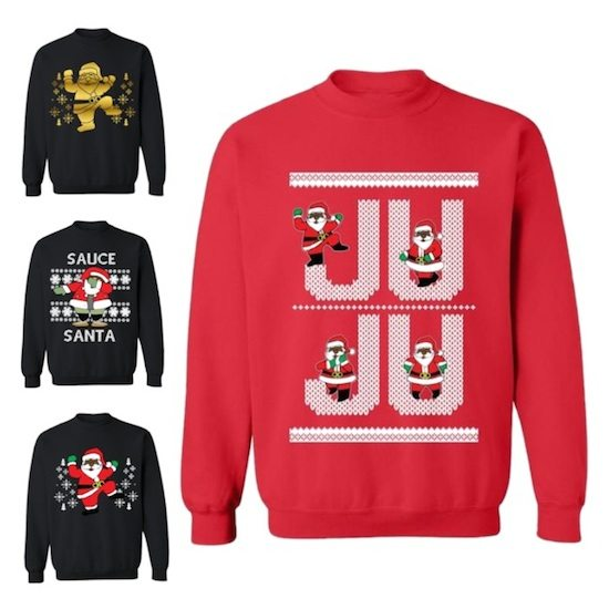 soulbounce-2016-music-lovers-gift-guide-2-chainz-ju-ju-santa-ugly-christmas-sweater