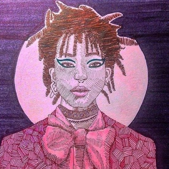 willow-smith-mellifluous-cover