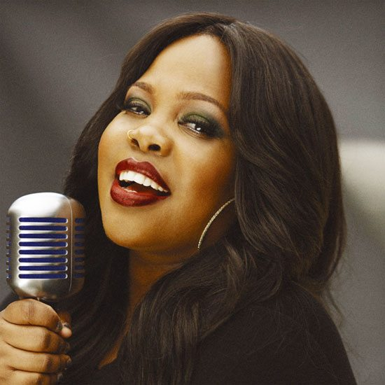 amber-riley-microphone