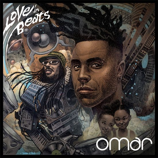 omar-love-in-beats-cover