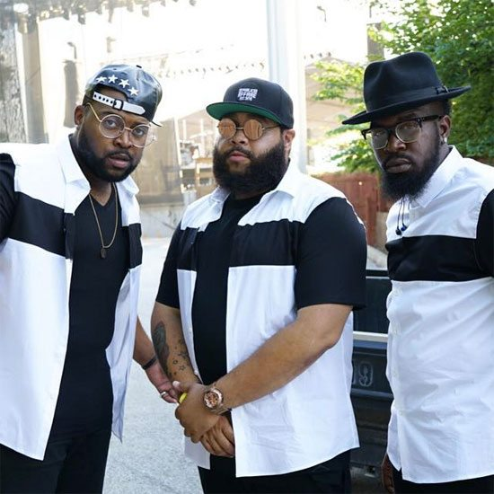 the-hamiltones-black-and-white-outfits