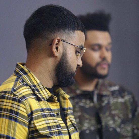 Nav: NAV & The Weeknd Exhibit Model Behavior In 'Some Way