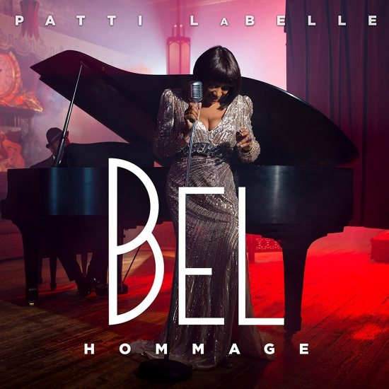 "Patti LaBelle ""Bel Hommage"" Cover"