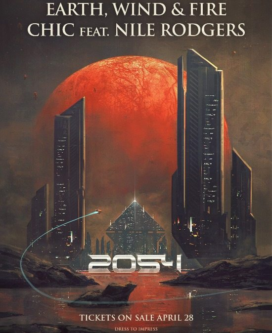 Earth Wind Amp Fire Teams With Nile Rodgers Amp Chic To Bring
