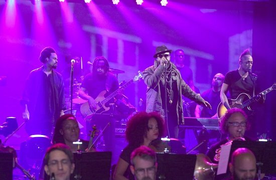 The Roots and Bilal on The Tonight Show