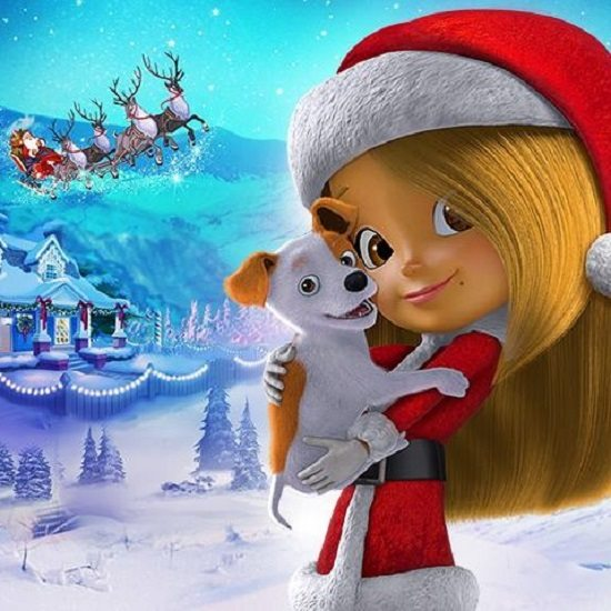 All I Want For Christmas Is You Movie.Mariah Carey Prepares For An Animated Holiday With All I