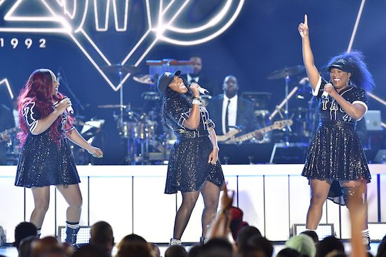We Were 'So Into' SWV's Opening Medley At The 2017 Soul