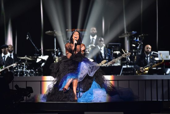 Tamar Braxton Delivers A Searing Performance Of 'Blind' On