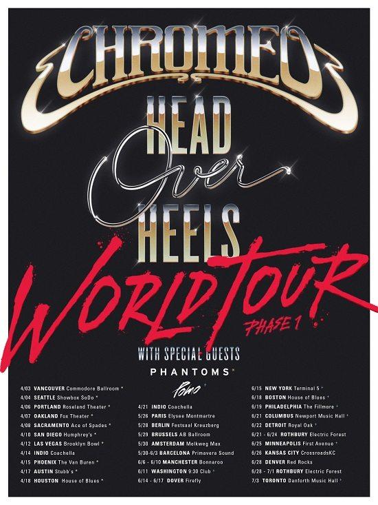 Check Your Head Tour Dates