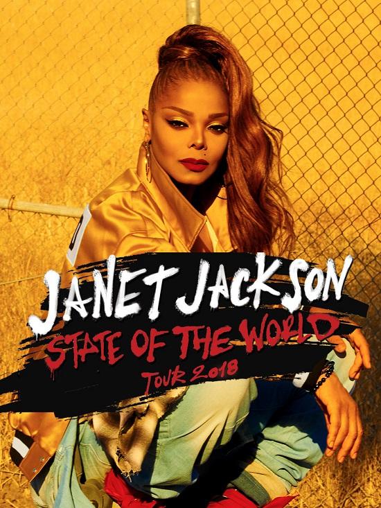 Janet Jackson Concert Tour