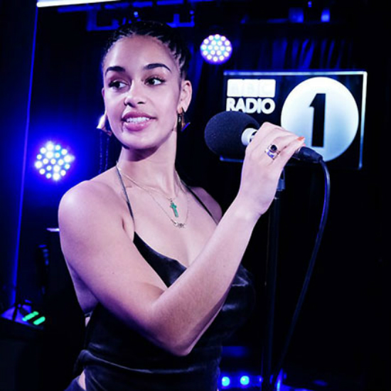 Lost Found Jorja Smith: Jorja Smith 'Lights' Up The BBC 1Xtra Live Lounge With Her