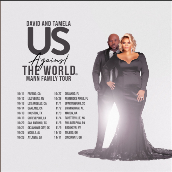 Tamela mann concert tour dates