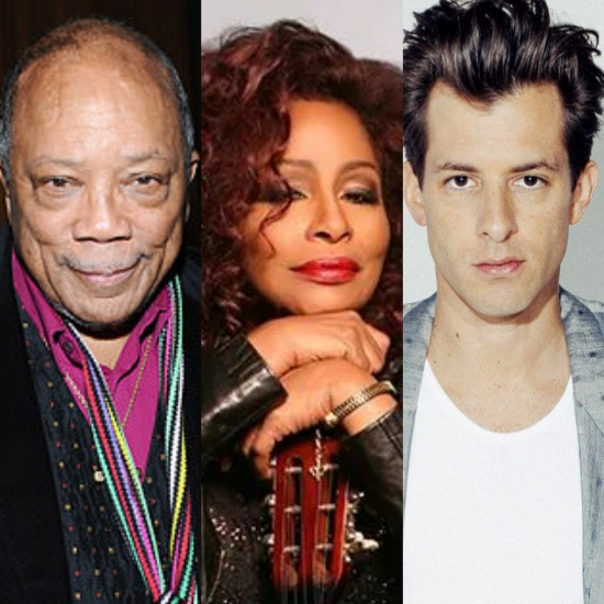 The 'QUINCY' Soundtrack Gives Us A Reason To 'Keep Reachin' With A Collaboration From Quincy Jones, Mark Ronson & Chaka Khan