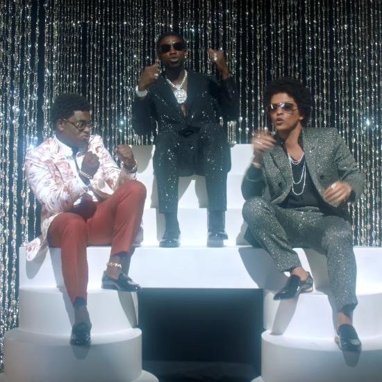 Wake Up In The Sky Gucci Mp3: Gucci Mane, Bruno Mars & Kodak Black Celebrate Old School