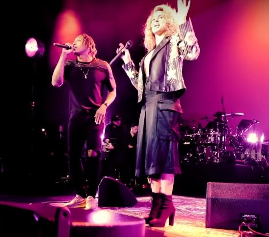Tori Kelly & Lecrae Show Off Their 'Masterpiece' Live In DC