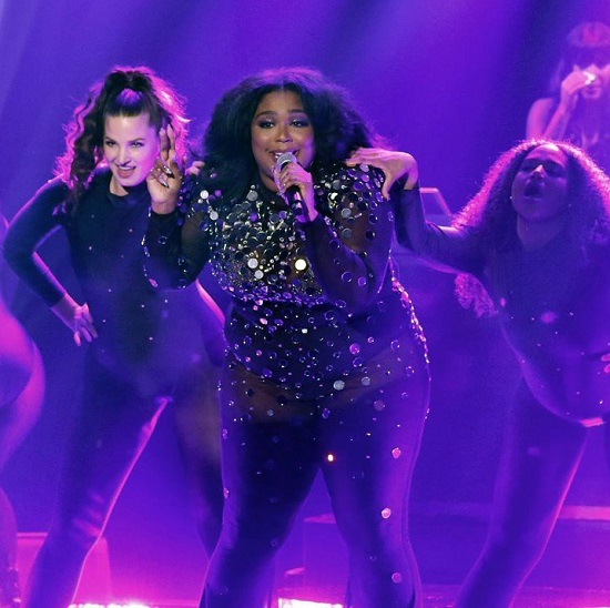 Lizzo Juice: Lizzo Brings Her 'Juice' To 'The Tonight Show
